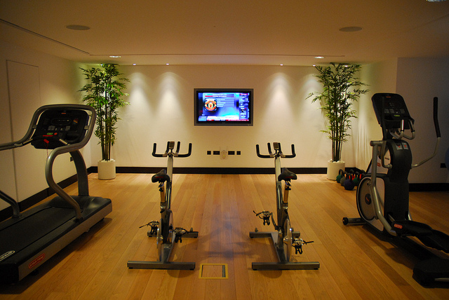 WELL BEING - IS SETTING UP A HOME GYM
