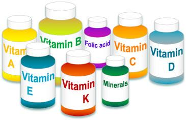 EVER WONDERED WHAT VITAMINS REALLY ARE