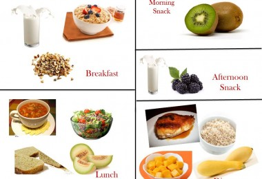1200 Calorie Diabetic Diet Plan – Thursday