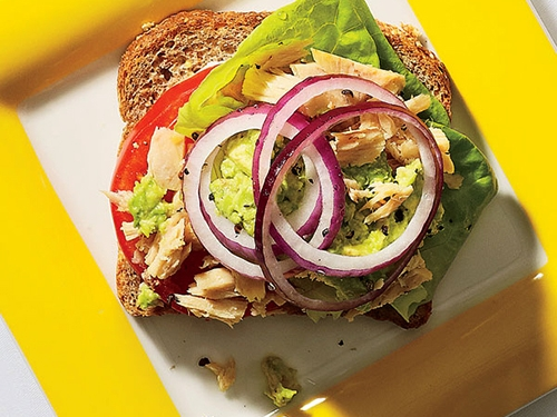 Mix Tuna & Avocado