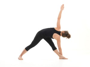Twisted Triangle Pose - ParivrttaTrikonasana