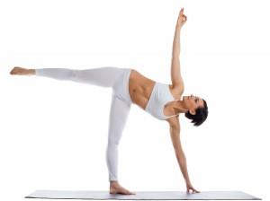 Half Moon Pose - ArdhaChandrasana
