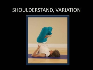 shoulder stand variation  natural health news