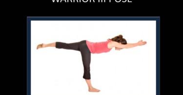 Warrior Iii Pose