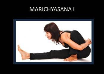 Marichyasana I