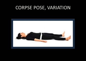 Corpse Pose Variation