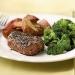 Filet Mignon With Fresh Herb & Garlic Rub