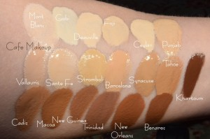 Luminous Weightless Foundation