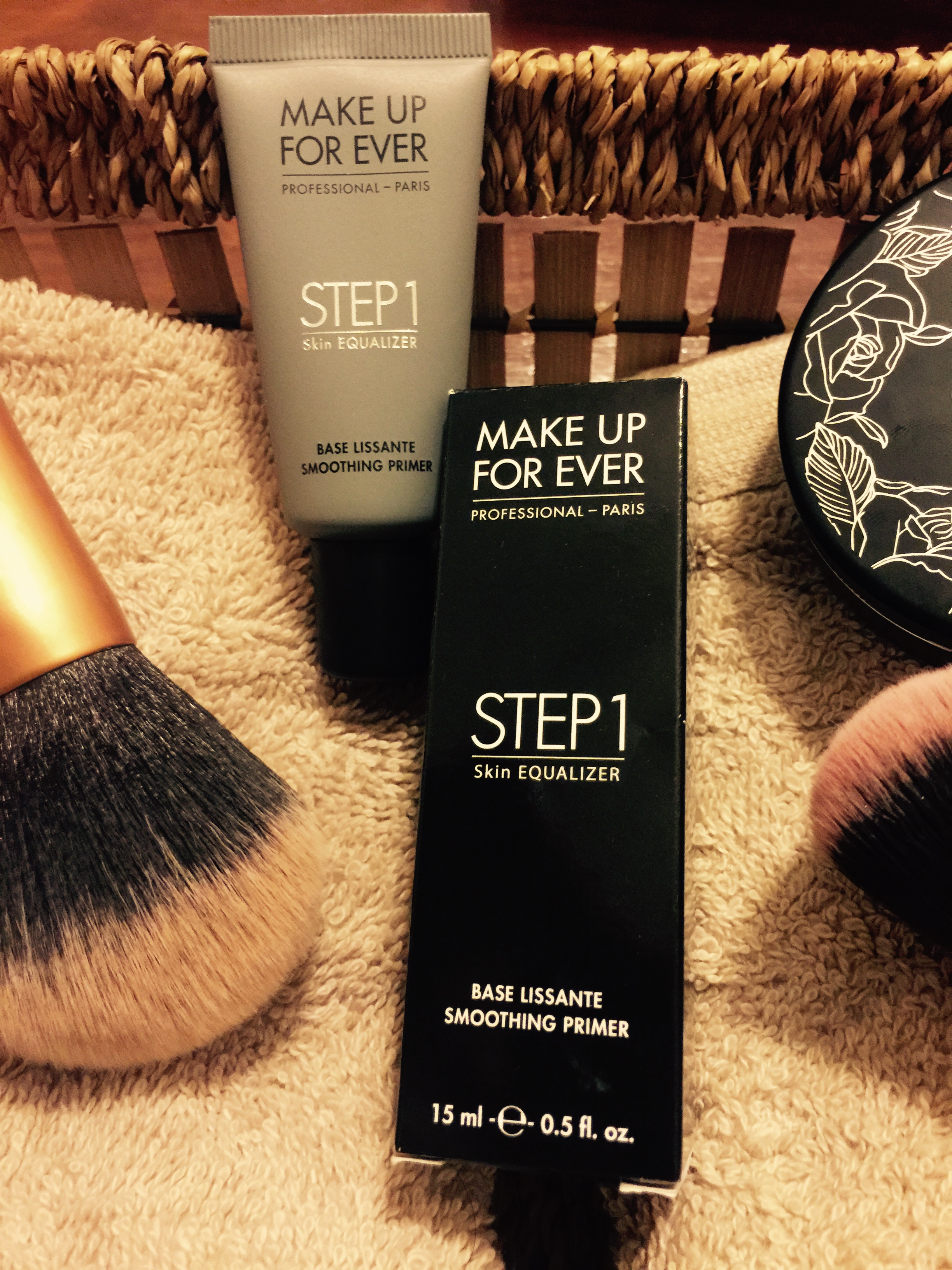 Makeup Forever Step 1 Skin Equalizer Best Primer For Oily. Customizable Ultra Hd Invisible Cover Foundation ...