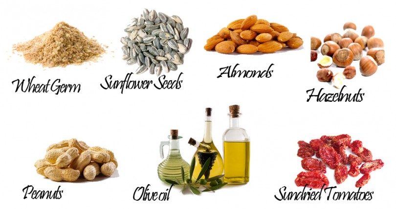 How To Get Natural Vitamin E 8