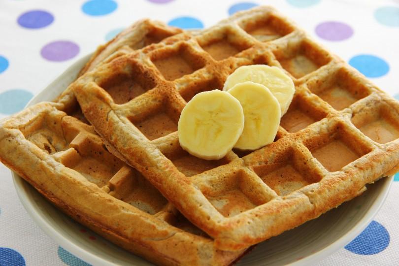 Make-Banana-Cinnamon-Waffles-Step-6