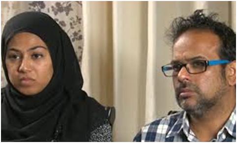 Custody Battle over Terrorist's Orphan