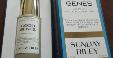 Sunday Riley Good Genes Treatment