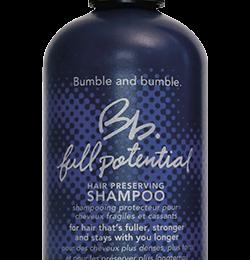 Hair Preserving Shampoo
