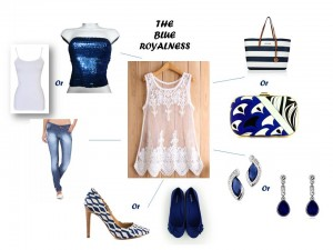 The Blue Royalness