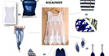 The Blue Royalness