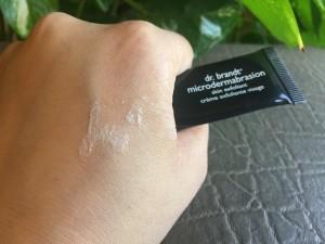 Skincare Microdermabrasion Skin Exfoliant
