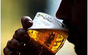 Men In England Drink
