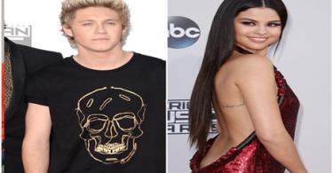 Selena Gomez & Niall Horan