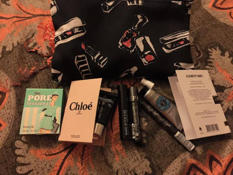 Sephora Vib Thanks August 2015