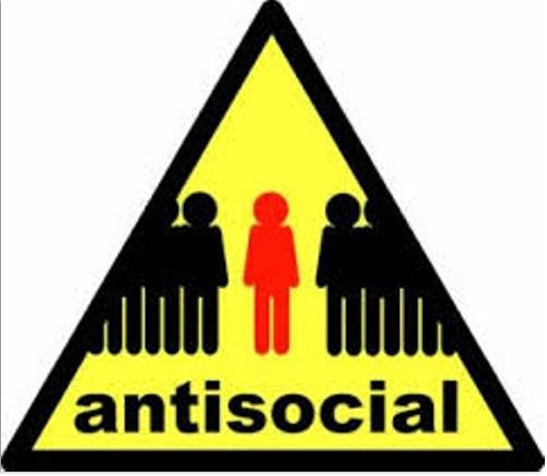 the causes and symptoms of antisocial Antisocial personality disorder many people confuse antisocial personality disorder with psychopathology (sociopaths or psychopaths) this is not surprising there is disagreement even among mental health professionals as to the symptoms associated with antisocial personality disorder.