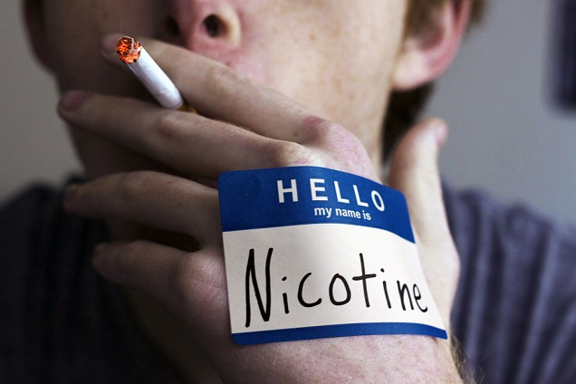 smoking nicotine and health locus Towards clinical excellence: evidence-informed practice recommendations for that smoking acted directly on the nicotine • the health locus of.