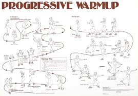 Warming Up Exercises