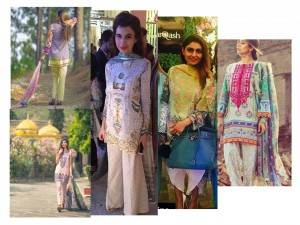 PIC 2 - WHAT'S IN STYLE FOR SUMMER 2016 IN PAKISTAN