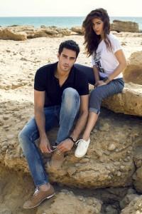 Pepe Jeans Pakistan - SS16 starring Ayesha Omar & Sikander Rizvi (3)