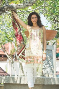 Shehla Chatoor Luxury Lawn 2016 by Shariq Textiles (14)