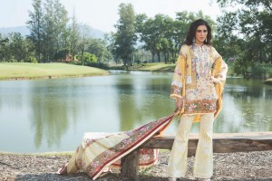 Shehla Chatoor Luxury Lawn 2016 by Shariq Textiles (20)