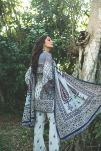 Shehla Chatoor Luxury Lawn 2016 by Shariq Textiles (25)