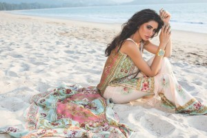 Shehla Chatoor Luxury Lawn 2016 by Shariq Textiles (28)