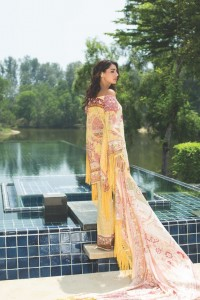 Shehla Chatoor Luxury Lawn 2016 by Shariq Textiles (47)