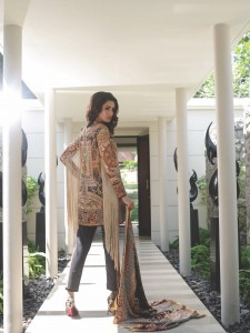 Shehla Chatoor Luxury Lawn 2016 by Shariq Textiles (50)