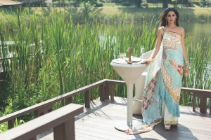 Shehla Chatoor Luxury Lawn 2016 by Shariq Textiles (53)