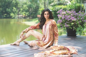 Shehla Chatoor Luxury Lawn 2016 by Shariq Textiles (6)