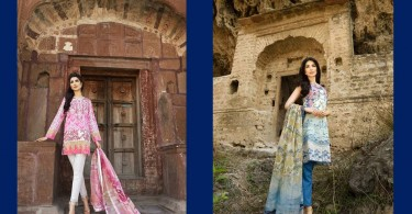 Summer Lawn Collection 2016