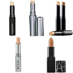 Stick Concealers Vs. Liquid