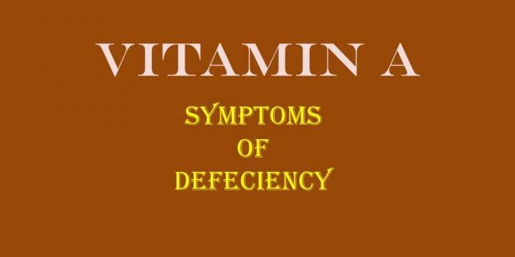 Vitamin A Defeciency