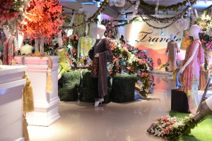 Jahanara launch decor by Whimsical Parties