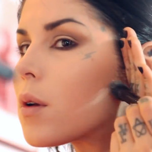 Kat von d lock it tattoo foundation natural health news for Tattoo cover up foundation