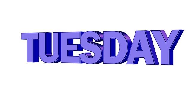 Mediterranean Diet Plan –Tuesday's