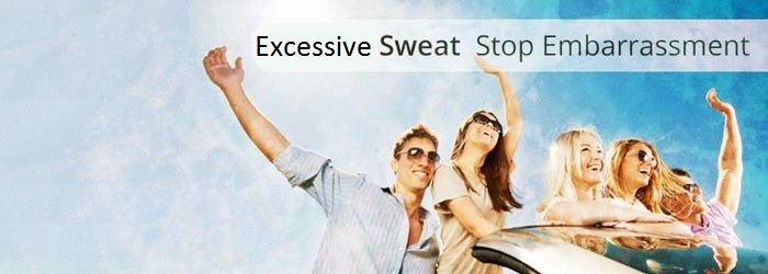 Natural Ways To Stop Excessive Sweating
