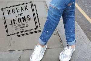 Pepe Jeans Pakistan - Break Your Jeans - Paint them, Craft them, Rip them! (3)