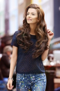 Pepe Jeans Pakistan - Break Your Jeans campaign starring Faryal Makhdoom - Look 1 (2)