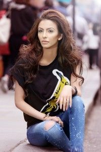 Pepe Jeans Pakistan - Break Your Jeans campaign starring Faryal Makhdoom - Look 2 (1)
