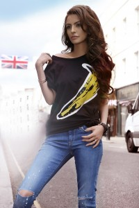Pepe Jeans Pakistan - Break Your Jeans campaign starring Faryal Makhdoom - Look 2 (2)