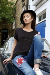 Pepe Jeans Pakistan - Break Your Jeans campaign starring Faryal Makhdoom - Look 4 (2)