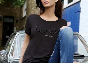 Pepe Jeans Pakistan - Break Your Jeans campaign starring Faryal Makhdoom - Look 4 (2)